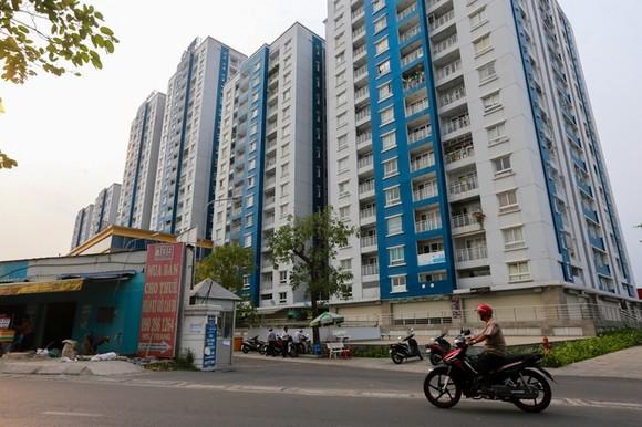 The apartment block Carina