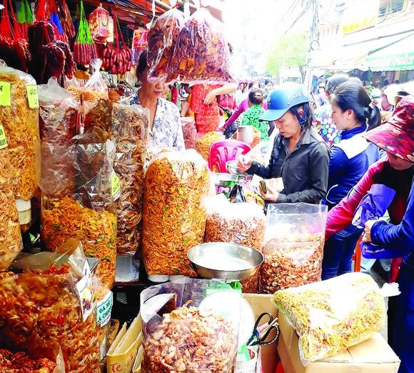 """Hàng chợ thành thực phẩm """"nhà làm"""" ảnh 1"""