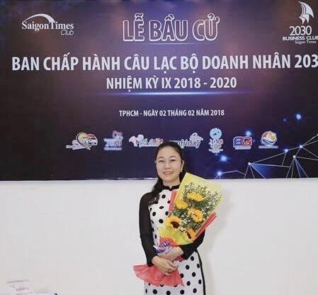 CLB Doanh nhân 2030 có nữ chủ tịch đầu tiên ảnh 1
