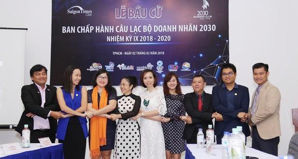 CLB Doanh nhân 2030 có nữ chủ tịch đầu tiên ảnh 2