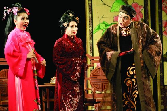 Sân khấu kịch và những điểm son ảnh 1