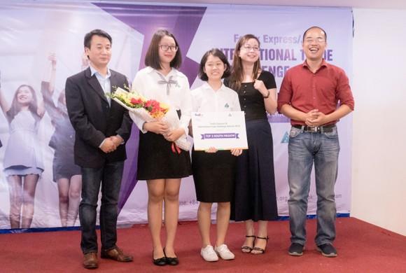 UK Academy đại diện Việt Nam tham dự vòng thi khu vực châu Á - Thái Bình Dương ITC 2018  ảnh 2
