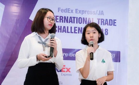 UK Academy đại diện Việt Nam tham dự vòng thi khu vực châu Á - Thái Bình Dương ITC 2018  ảnh 3