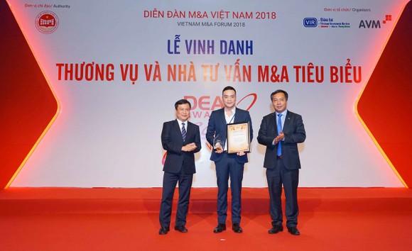 Masan Group là công ty có chiến lược M&A tiêu biểu nhất Thập kỷ (2009-2018) ảnh 1