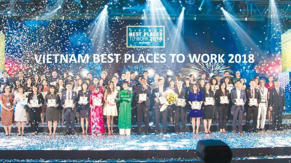 Công ty CP Tập đoàn Xây dựng Hòa Bình 4 năm liêp tiếp đạt Tốp 100 Nơi làm việc tốt nhất ảnh 3