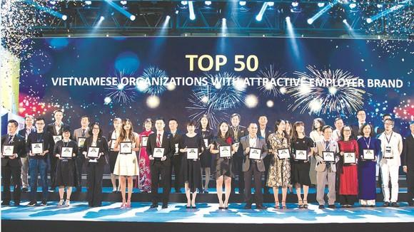 Công ty CP Tập đoàn Xây dựng Hòa Bình 4 năm liêp tiếp đạt Tốp 100 Nơi làm việc tốt nhất ảnh 2