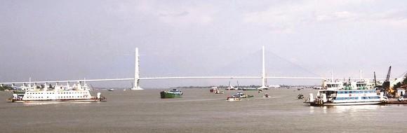 Sông Hậu thêm cầu Vàm Cống  ảnh 4