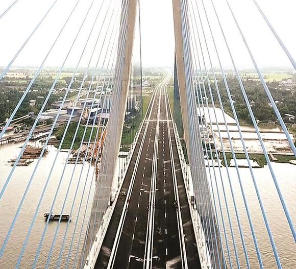 Sông Hậu thêm cầu Vàm Cống  ảnh 5