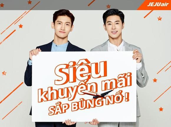 """Jeju Air mở bán vé """"siêu giảm giá"""" các chặng bay Việt Nam - Hàn Quốc ảnh 1"""