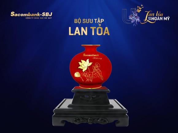 Sacombank-SBJ giới thiệu bộ sưu tập 'Lan tỏa giá trị hoàn mỹ' ảnh 2