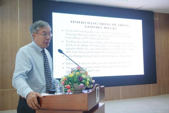 BVU hướng đến mô hình giáo dục đại học Hoa Kỳ ảnh 1