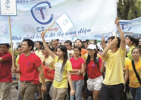Kỷ niệm 10 năm ngày thành lập chương trình Trái tim Sài Gòn, Tập đoàn C.T Group rót thêm 20 tỷ ảnh 2