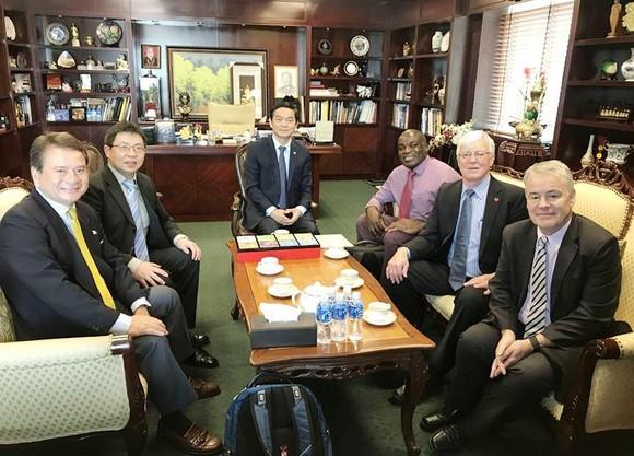 CEO Lê Viết Hải tham gia  Hội đồng chuyên môn Đại học RMIT ảnh 4