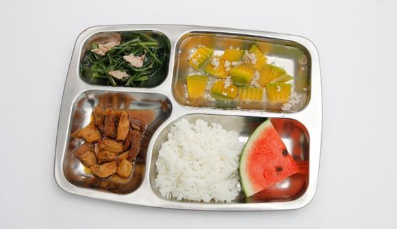 Chuẩn hóa thực đơn bán trú cho học sinh tiểu học ở Bắc Giang ảnh 2