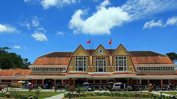 大勒火車站一瞥。(圖源:互聯網)