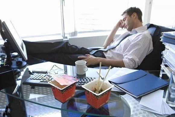 合理午睡能使人更快樂。(示意圖源:互聯網)