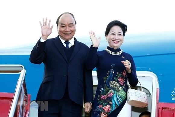 政府總理阮春福偕夫人將率領越南高級代表團出席自本月22至23日在泰國曼谷舉行的第三十四次東盟(東協)峰會。(圖源:越通社)