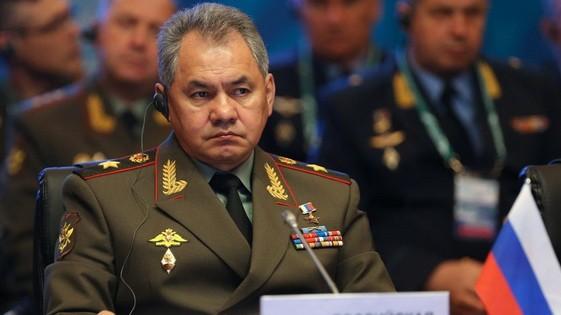 俄羅斯國防部長紹伊古。(圖源:互聯網)
