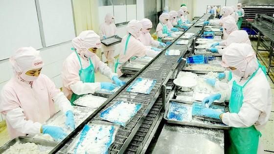 某單位生產加工出口食品。