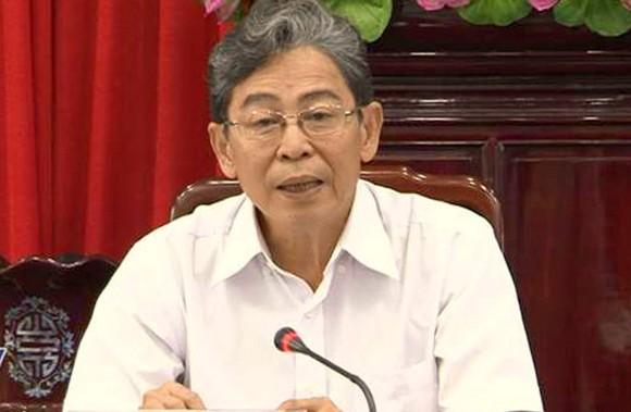 Phó Chủ tịch UBND tỉnh Sóc Trăng xin nghỉ hưu sớm ảnh 1