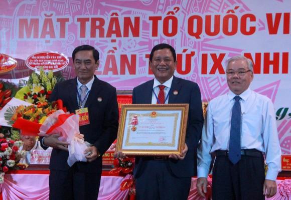 Ông Dương Sà Kha tái đắc cử Chủ tịch Ủy ban MTTQVN tỉnh Sóc Trăng ảnh 1
