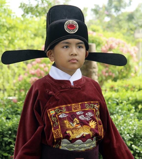 Loạt phim cổ tích Cậu bé nước Nam lên sóng Tết Kỷ Hợi ảnh 1