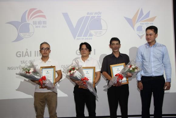 Trao giải cuộc thi sáng tác biểu trưng và ca khúc Đại hội Hội Liên hiệp thanh niên Việt Nam lần VIII ảnh 3