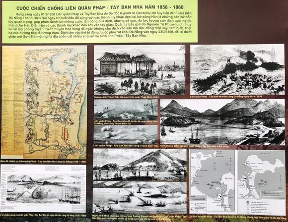 """Đà Nẵng """"nhìn lại"""" những ngày đầu kháng Pháp sau 160 năm  ảnh 2"""