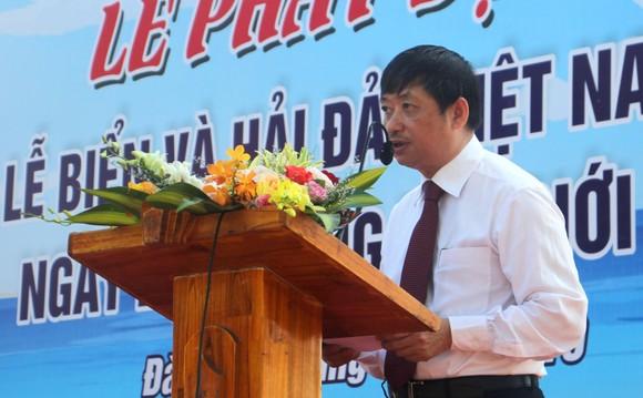 2000 người tham gia lễ phát động Tuần lễ Biển Hải đảo Việt Nam năm 2019 ảnh 1