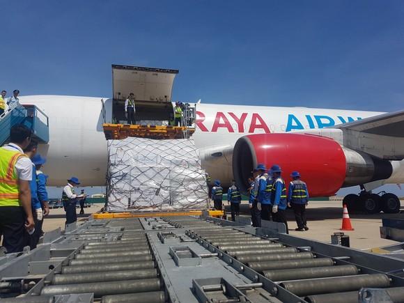 Hàng cứu trợ từ Cộng đồng ASEAN đến Việt Nam ảnh 2