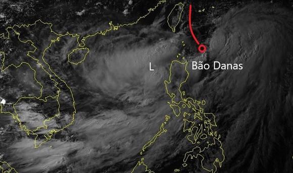 Hình thành thêm một áp thấp nhiệt đới trên biển Đông ảnh 2