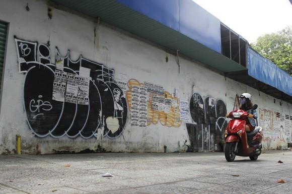 Khi người trẻ... đói sân chơi Graffiti ảnh 12