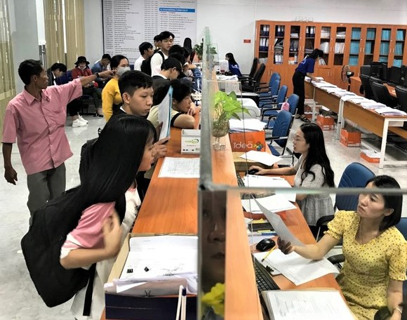 Các trường ĐH hoàn tất công bố điểm chuẩn  ảnh 3