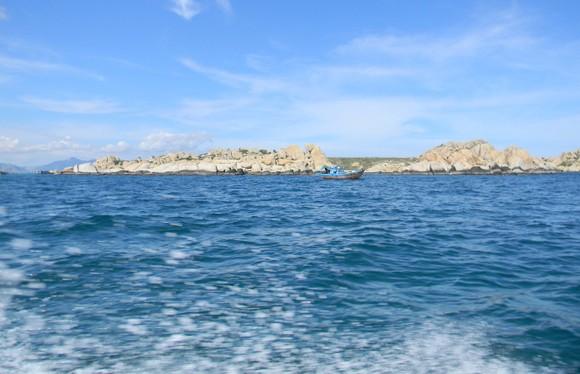 Khám phá vẻ đẹp hoang sơ ở đảo Hòn Cau ảnh 1