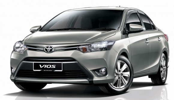 Toyota recalls 20,000 Vios, Yaris cars for airbag problem