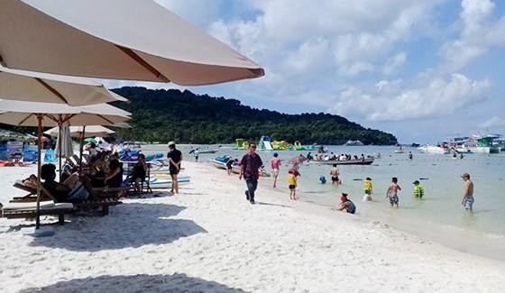 Phu Quoc Island (Photo: SGGP)