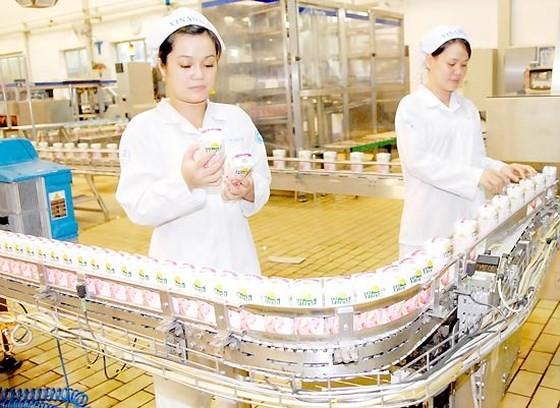 Fruit juice production at a domestic business (Illustrative photo: SGGP)