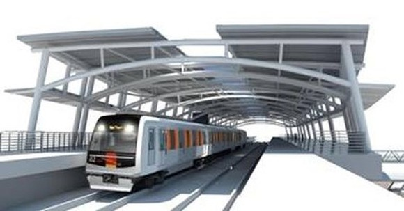 HCMC asks for extension of second metro line construction by six years