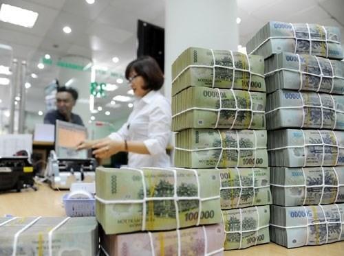 Bad debts worth VND 93.7 trillion (US$4.12 billion) were recovered last year. (Photo: cafef.vn)