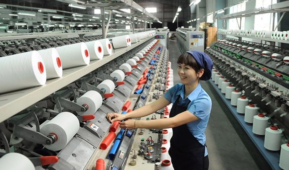 Private firms develop faster other economic sectors in HCMC (Photo: SGGP)