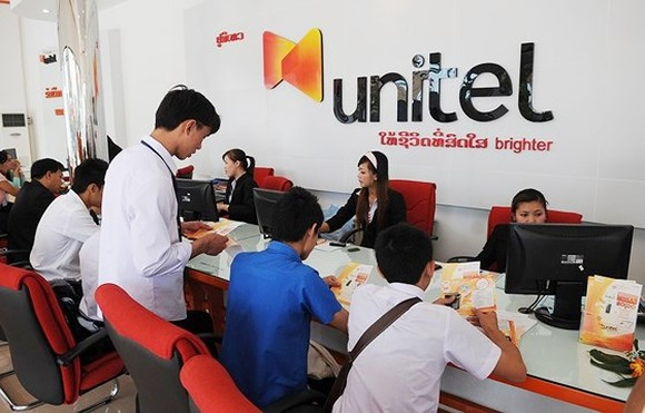 Viettel group has invested in Laos