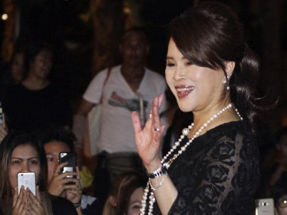 Princess Ubolratana. (Source:AP)