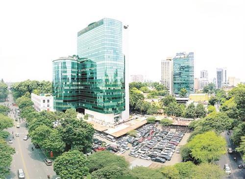Le Duan street in the center area of HCMC (Photo: SGGP)