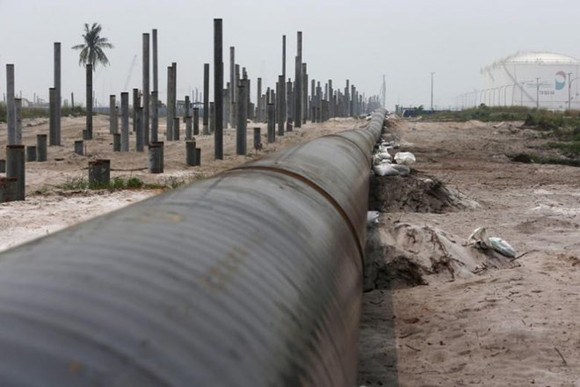 A pipeline project in Malaysia (Illustrative image: straitstimes.com)