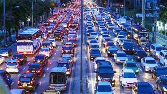 A street in Thailand (Source: Reuters)