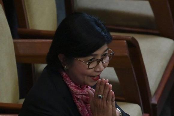 BI Senior Deputy Governor Destry Damayanti (Source:https://en.antaranews.com)