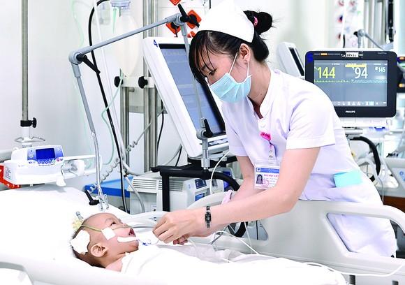 Bệnh viện Nhi đồng TPHCM: Một nét son của ngành y tế  ảnh 5