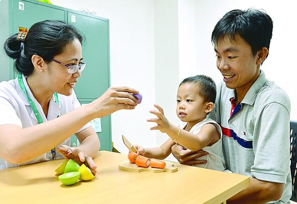 Bệnh viện Nhi đồng TPHCM: Một nét son của ngành y tế  ảnh 2