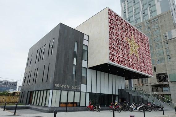 Nhà trưng bày Hoàng Sa đưa vào hoạt động từ tháng 3-2018 tại Đà Nẵng