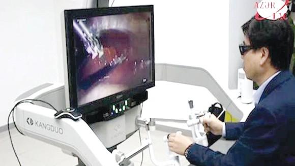 Dùng 5G để phẫu thuật tim cách 400km